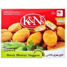 K&n's Haray Bharay Nuggets 1kg