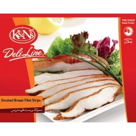 K&n's Smoked Breast Fillet Strips