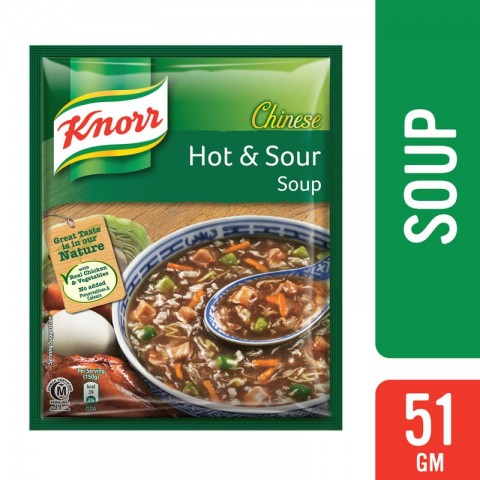 Knorr Hot n Sour Soup 50g