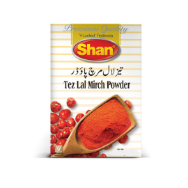 Shan Tez Lal Mirch Powder 100g