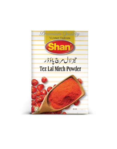 Shan Tez Lal Mirch Powder 50 g