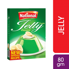 National Jelly Crystal Banana