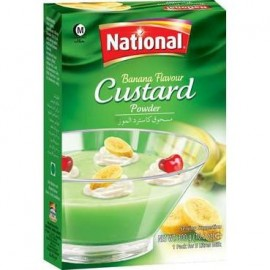 National Banana Custard Powder 300g