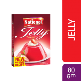 National Strawberry Jelly - 80g