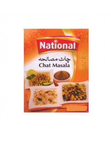 National Chat Masala 50g