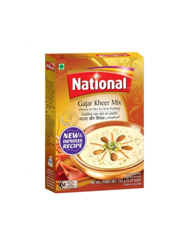 National Gajar Kheer Mix 155g