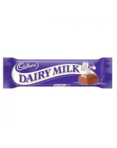 Cadbury Dairy Milk Chocolate 18g