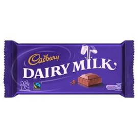 Cadbury Dairy Milk Chocolate 38g