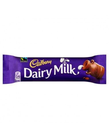 Cadbury Dairy Milk Chocolate - 18g