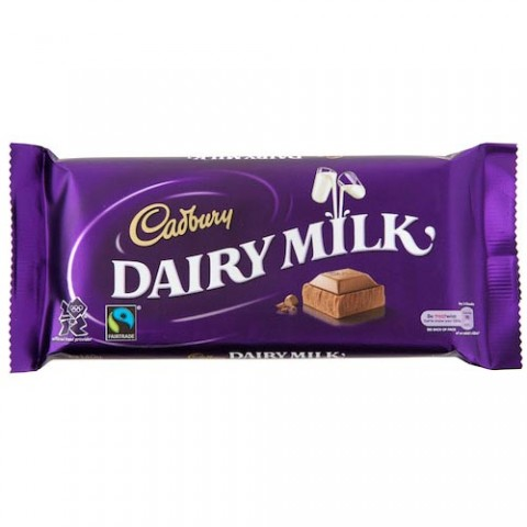 Cadbury Dairy Milk Chocolate 90g