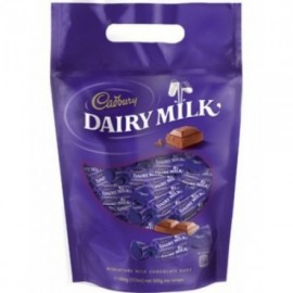 Cadbury Dairy Milk Chocolate Pouch 176g