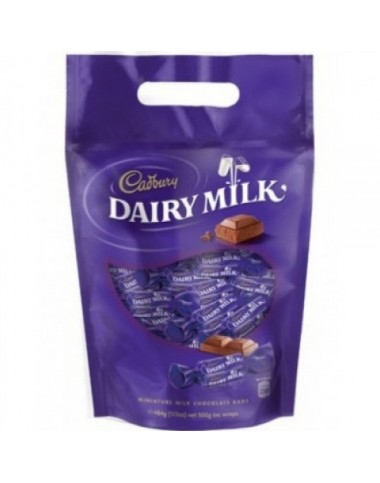 Cadbury Dairy Milk Chocolate Pouch - 160g
