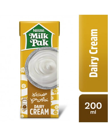 Nestle MilkPak Cream 200 ml