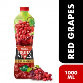 Nestle Fruita Vitals Red Grapes - 1 Ltr