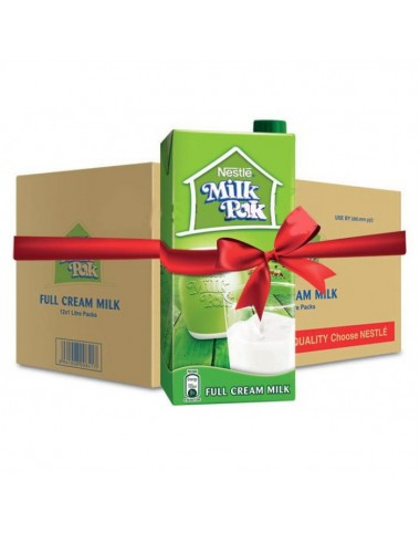 Nestle MILKPAK Milk [PACK OF 12] 1000ml