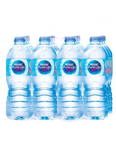 Nestle Pure Life Water - 0.5 Ltr
