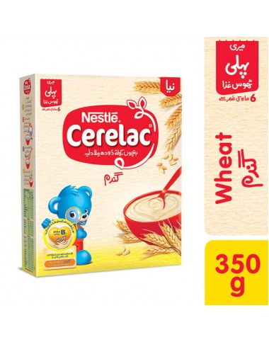 Nestle Wheat Cerelac  350g