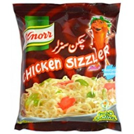 Knorr Chicken Sizzler Noodles