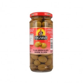 Figaro Plain Green Olives 340g