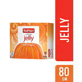 Rafhan Orange Jelly