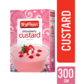 Rafhan Strawberry Custard
