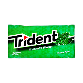 Trident Spearmint Sugar Free