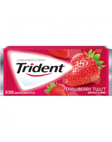 Trident Strawberry Twist