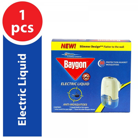 Baygon Liquid Anti Mosquitoes Refill