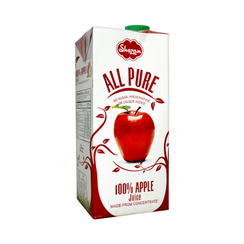 Shezan All Pure Apple 1 Litre