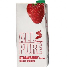 Shezan All Pure Strawberry 1ltr