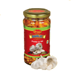 Shezan Garlic Pickle 325 Gram