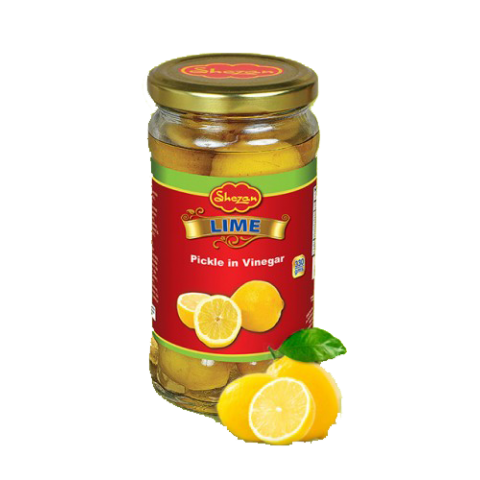 Shezan Lime Pickle in Vinegar 300g