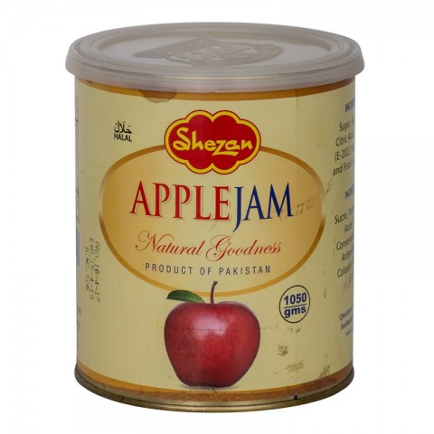 Shezan Apple Jam 1050g
