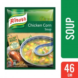 Knorr Chicken Corn Soup 46g