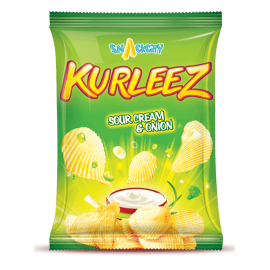 Kurleez Sour Cream N Onion 44g