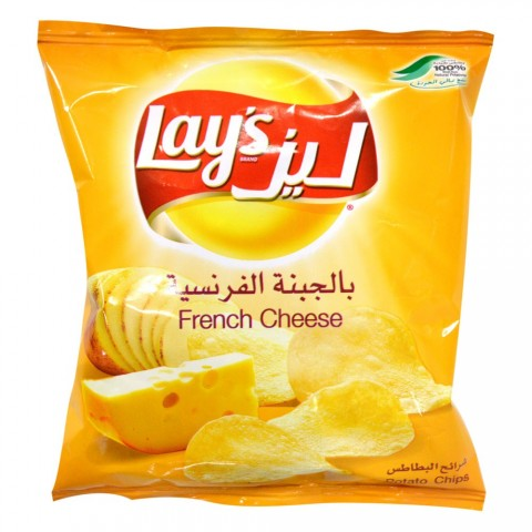 Lays French Cheese Chips 45g