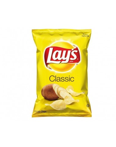 Lays salted chips– 28 Grams