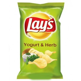 Lays Yogurt & Herb
