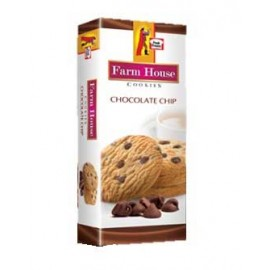 Peek Freans Chocolate Chips Cookies Half Roll