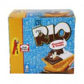 Peek Freans Rio Chocolate Vanilla Half Roll