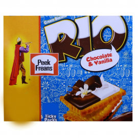 Peek Freans Rio Chocolate Vanilla Ticky Pack