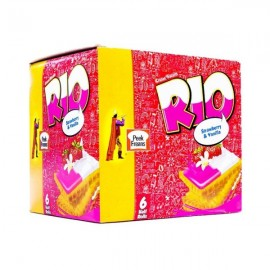 Rio Strawberry Vanilla Half Roll