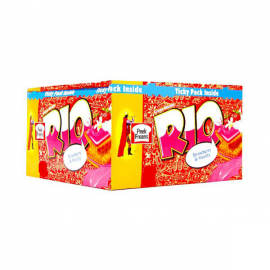 Rio Strawberry Vanilla Ticky Pack