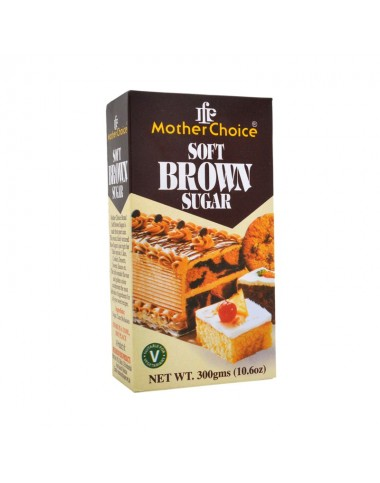 Mother Choice Brown Sugar 300g