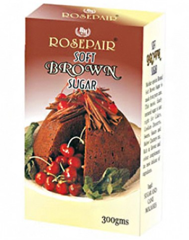 Rosepair Brown Sugar 300g