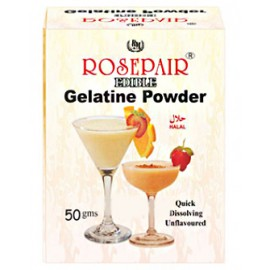 Rosepair Gelatine Powder 50g