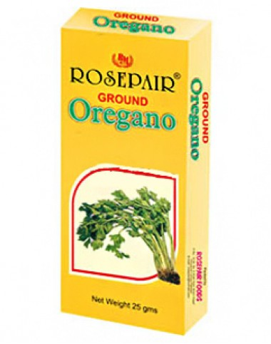 Rosepair Ground Oregano 25g