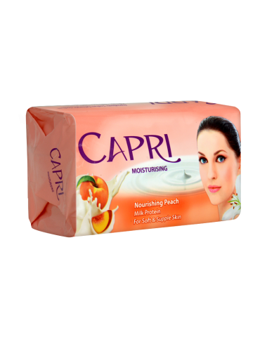 Capri Peach Soap 150g