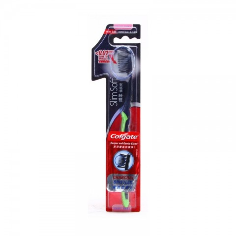 Colgate Charcoal Bristle Toothbrush