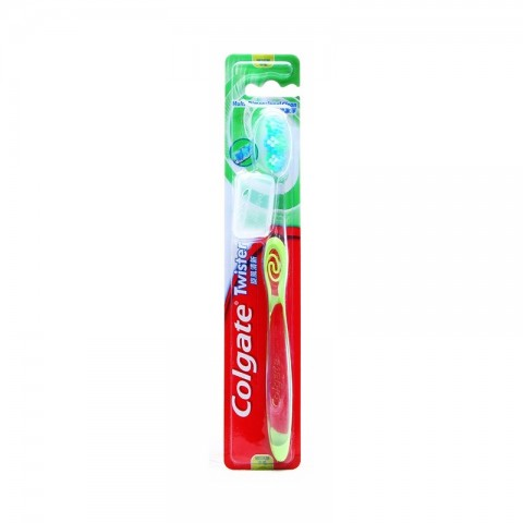 Colgate Twister Toothbrush (Medium)